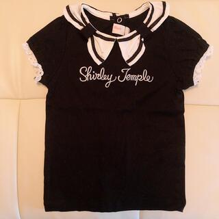Shirley Temple - 最終値下げ 110cm  カットソー シャーリーテンプル