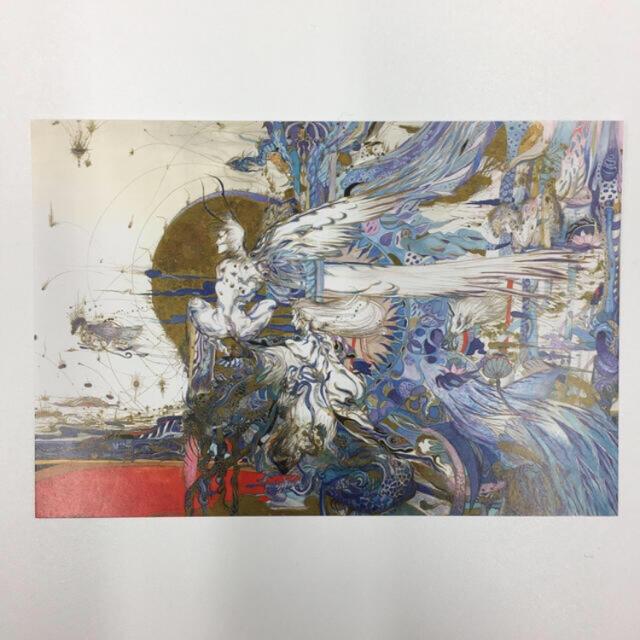 天野喜孝 クリアファイル エンタメ/ホビーのコレクション(ノベルティグッズ)の商品写真