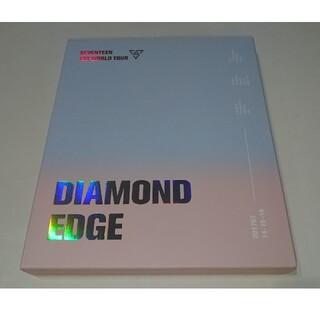 SEVENTEEN - SEVENTEEN  DIAMOND EDGE 2017 DVD エッジコン