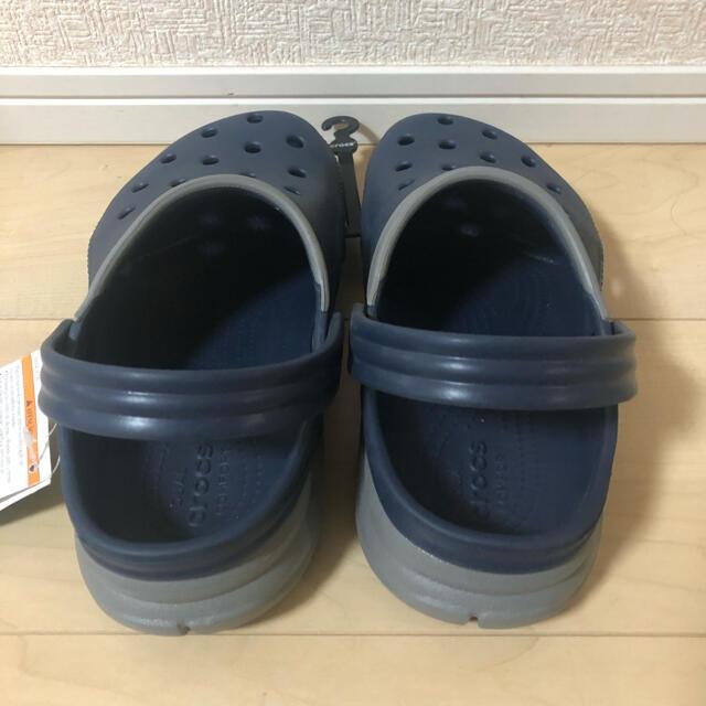 crocs(クロックス)の[クロックス] サンダル デュエット マックス クロッグ )201398 レディースの靴/シューズ(サンダル)の商品写真