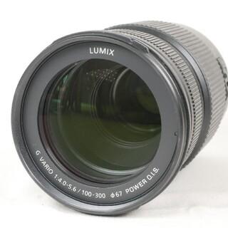 Panasonic - LUMIX G VARIO 100-300mm 4.0-5.6 II