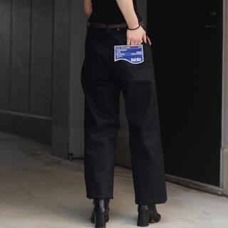 kolor - Black Denim Pants  DAIRIKU 29