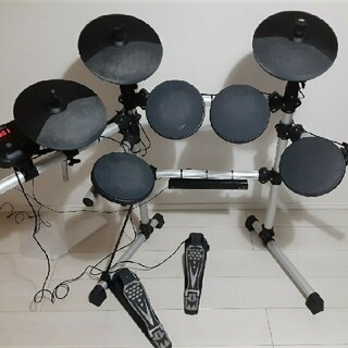 ヤマハ(ヤマハ)の【値下】MEDELI DD402KII 電子ドラム YAMAHA Roland(電子ドラム)