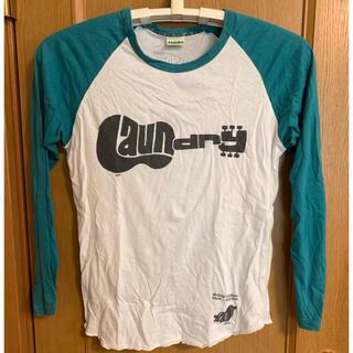 ランドリー(LAUNDRY)のlaundry ランドリー Tシャツ 7分袖 Mサイズ(Tシャツ/カットソー(七分/長袖))