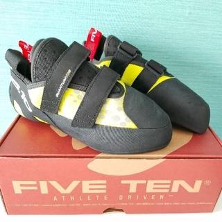 ファイブテン(FIVE TEN)のボルダリングシューズ adidas ファイブテン fiveten (その他)