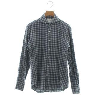 EDIFICE - EDIFICE カジュアルシャツ メンズ