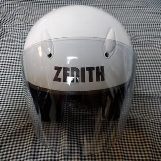 ゼニス(ZENITH)のYAMAHA  ヘルメット YJ5-Ⅱ Lサイズ(ヘルメット/シールド)
