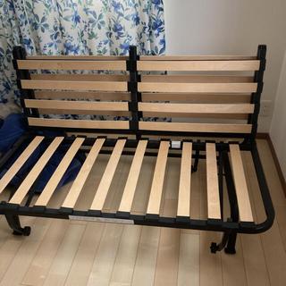 イケア(IKEA)のIKEAイケア ソファベッド コメント必要(ソファベッド)