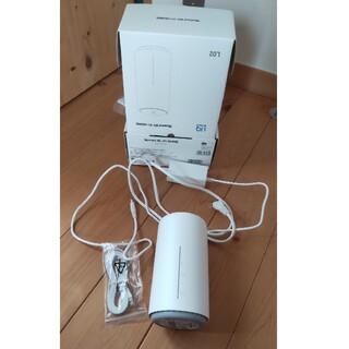 ファーウェイ(HUAWEI)のSpeed Wi-Fi HOME L02 (その他)