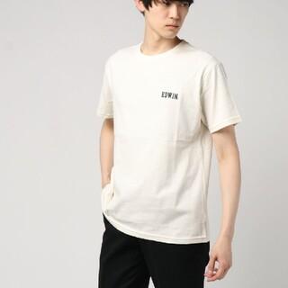 エドウィン(EDWIN)のEDWIN ロゴTシャツ(Tシャツ/カットソー(半袖/袖なし))