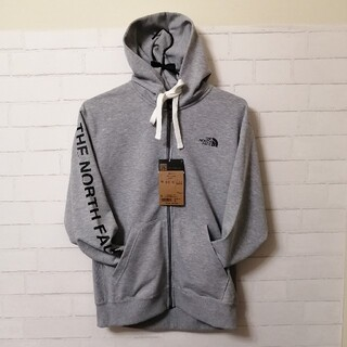 THE NORTH FACE - 【新品】THE NORTH FACE SWEAT Ws HOODIE L グレー