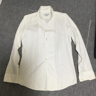 メンズティノラス(MEN'S TENORAS)のメンズティノラス シャツ スタンドカラー ドレスシャツ(シャツ)