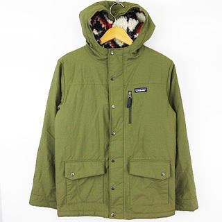 patagonia - パタゴニア 68460 ボーイズ インファーノ ジャケット カーキ XL14
