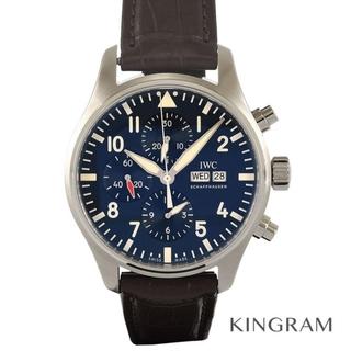 インターナショナルウォッチカンパニー(IWC)のインターナショナルウォッチカンパニー パイロット・ウォッチ・クロノグラフ プティ(腕時計(アナログ))