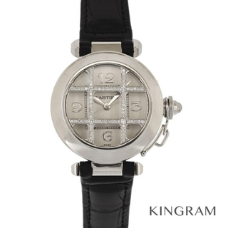 Cartier - カルティエ パシャ32 グリッド  メンズ腕時計