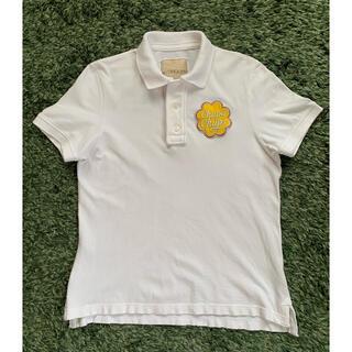 ハイドロゲン(HYDROGEN)のハイドロゲン ポロシャツ 白 サイズS です。(ポロシャツ)