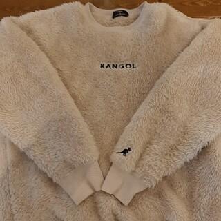 KANGOL - KANGOL モコモコ トレーナー