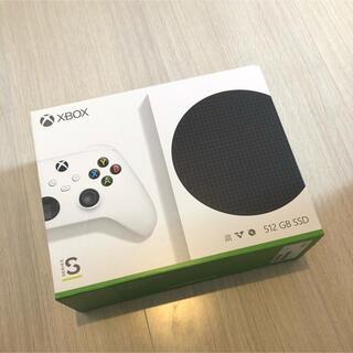 エックスボックス(Xbox)のxbox series s エックスボックス シリーズs(家庭用ゲーム機本体)