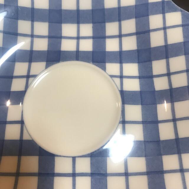 NIKKO(ニッコー)のニッコーELLEカップ&ソーサー 2セット インテリア/住まい/日用品のキッチン/食器(グラス/カップ)の商品写真