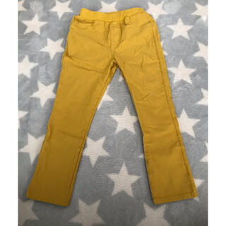 アカチャンホンポ(アカチャンホンポ)の110サイズ、鮮やかな黄色パンツ(パンツ/スパッツ)