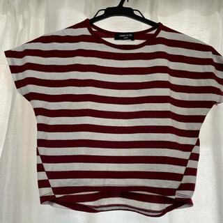 コムサイズム(COMME CA ISM)の【未使用タグ無】コムサTシャツ100サイズ(Tシャツ/カットソー)