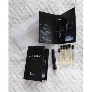 クリスチャンディオール(Christian Dior)のクリスチャンディオールの香水サンプル(その他)