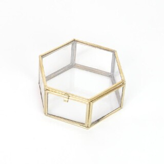 マライカ(MALAIKA)のマライカガラスケースL(リングピロー)