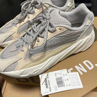 アディダス(adidas)のadidas YEEZY BOOST 700 V2 Cream 29cm(スニーカー)