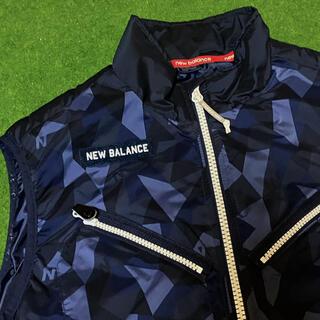 New Balance - ニューバランスゴルフ アウターベスト