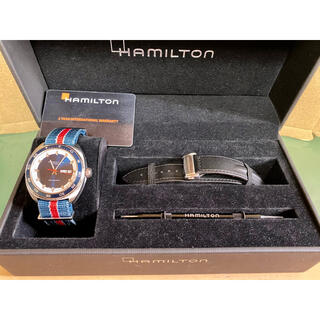 Hamilton - HAMILTON ハミルトン パンユーロ H35405941