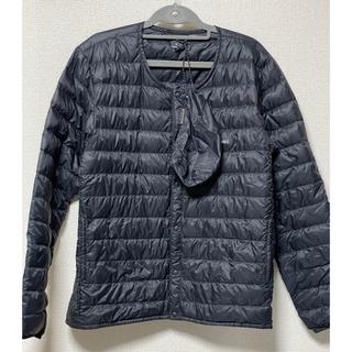 mont bell - モンベル スペリオダウンジャケット ブラック Mサイズ