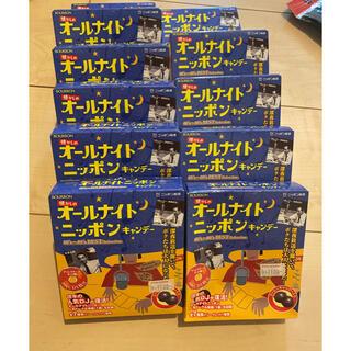 オールナイトニッポンキャンデ- CD付き未開封 11箱(ポップス/ロック(邦楽))
