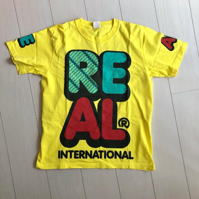 RealBvoice(リアルビーボイス)の週末限定お値下げ!Real Bvoice Tシャツ メンズのトップス(Tシャツ/カットソー(半袖/袖なし))の商品写真