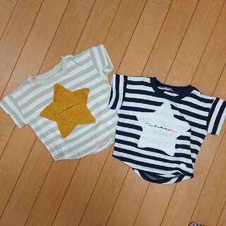 ザラ(ZARA)の夏服2枚セット(Tシャツ)