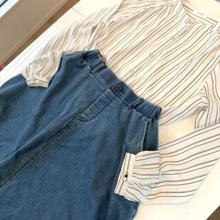 ウエストウッドアウトフィッターズ(Westwood Outfitters)のデニムスカート(ロングスカート)