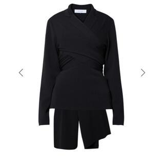 LE CIEL BLEU - LE CIEL BLEU Tailored Wrap Knit