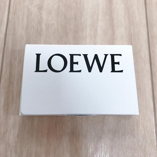 LOEWE(ロエベ)のロエベ サンプル 香り 未使用 コスメ/美容の香水(ユニセックス)の商品写真