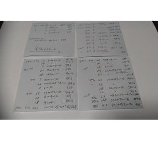 キワセイサクジョ(貴和製作所)のスワロフスキー5000番台・茶系&トパーズ系・18700円相当→4200円(各種パーツ)