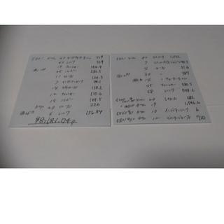 キワセイサクジョ(貴和製作所)のスワロフスキー5000番台・ピンク系・8200円相当→2000円(各種パーツ)