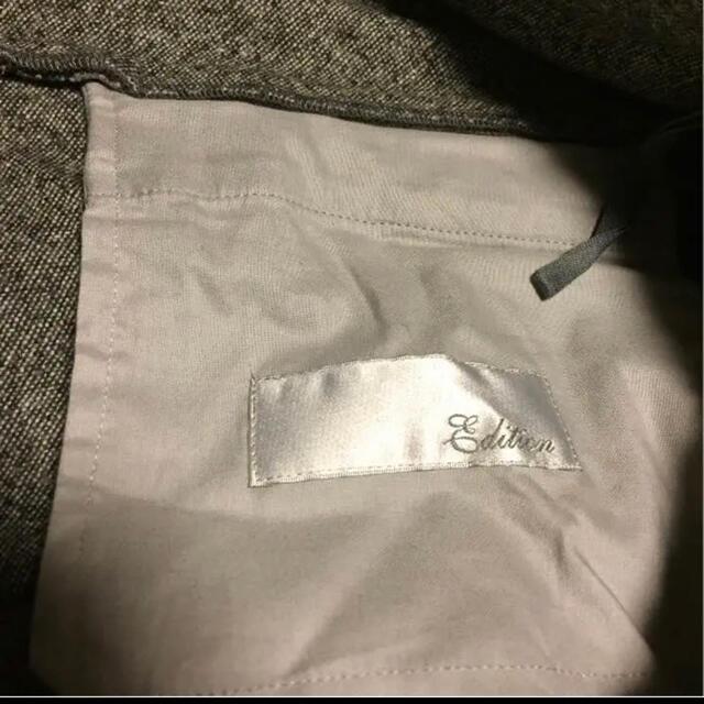 Edition(エディション)のエディション ツイードジョガーパンツ メンズのパンツ(スラックス)の商品写真