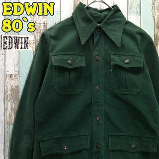 エドウィン(EDWIN)の【断捨離】EDWIN ジャケット Mサイズ相当(Gジャン/デニムジャケット)