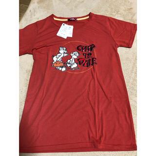 チップアンドデール(チップ&デール)の新品未使用!ディズニー  Tシャツ チップ&デール(Tシャツ(半袖/袖なし))