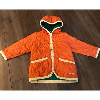 エーグル(AIGLE)のAIGLE  エーグル キルティングジャケット 100  男児 女児(ジャケット/上着)