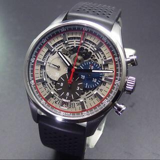 ゼニス(ZENITH)の美品 ゼニス クロノマスター ライト・ウェイト 36,000VpH 03.252(腕時計(アナログ))