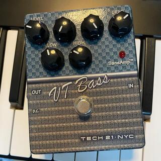 sans amp VT bass(ベースエフェクター)