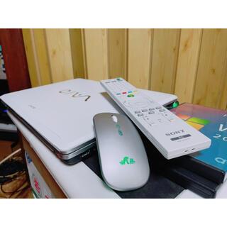 SONY - 【最新OS&Office2019】Blu-ray/W地デジ/新品7色光るWマウス
