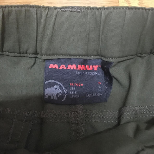 Mammut(マムート)のマムート TREKKERS Shorts women スポーツ/アウトドアのアウトドア(登山用品)の商品写真