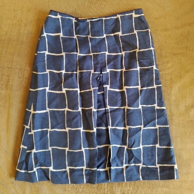 mina perhonen(ミナペルホネン)のmina perhonen basket スカート レディースのスカート(ひざ丈スカート)の商品写真