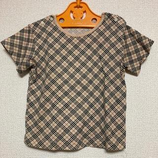 バーバリー(BURBERRY)のBURBERRY Tシャツ カットソー ノバチェック(Tシャツ/カットソー)
