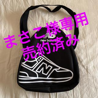 ニューバランス(New Balance)の☆まさこ様専用 売約済み☆ 新品 ニューバランス kidsロゴバッグ(ボディバッグ/ウエストポーチ)